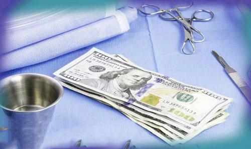 هزینه جراحی زیبایی بینی