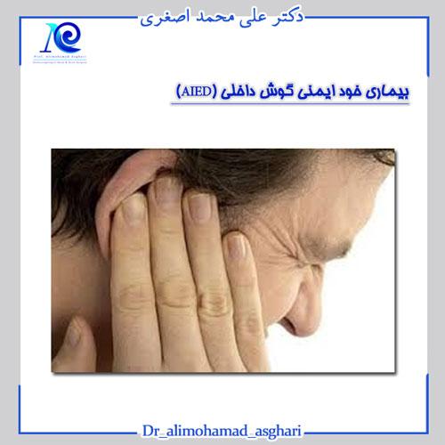 بیماری خود ایمنی گوش داخلی